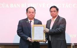 Ban Bí thư bổ nhiệm tân Phó Trưởng Ban Tổ chức Trung ương
