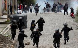 Ông Morales ở an toàn khu, phe ủng hộ tiến về thủ đô, Bolivia lo ngại nội chiến