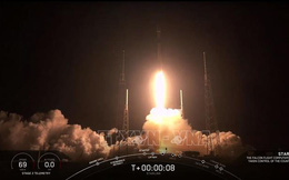 SpaceX lần thứ hai phóng vệ tinh trong dự án cung cấp Internet tốc độ cao
