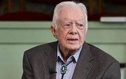 Cựu Tổng thống Mỹ Jimmy Carter nhập viện điều trị não