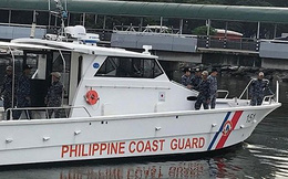 Video: Nhật Bản tặng Philippines tàu tuần tra tốc độ cao