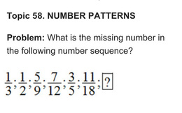 """Nếu làm được bài toán lớp 5 trong kỳ thi học sinh giỏi này thì xin chúc mừng, IQ của con bạn """"không phải dạng vừa đâu"""""""
