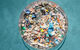 Nhựa trôi nổi trên biển chỉ chiếm 2% tổng lượng rác thải con người đổ vào đại dương, 98% còn lại đã đi đâu?