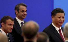 """Hy Lạp """"thành trung tâm hậu cần"""" cho hàng hóa Trung Quốc?"""