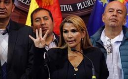 Bolivia có tổng thống lâm thời, ông Morales kêu gọi đồng minh hành động