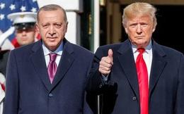 Mặc Syria và S-400, ông Trump nhận là 'fan bự' của Tổng thống Thổ