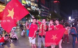 Tối nay phố đi bộ Nguyễn Huệ phát trực tiếp trận Việt Nam - UAE