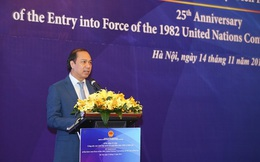 Việt Nam nỗ lực thực thi Công ước về Luật Biển trên Biển Đông
