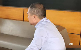 Xuất hiện sau gần 1 tháng đóng cửa Món Huế, ông Huy Nhật khẳng định bị nhóm NĐT ngoại 'đẩy' ra khỏi công ty, dù muốn cũng không thể trả nợ nhà cung cấp