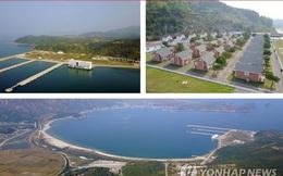 Triều Tiên ra tối hậu thư với Hàn Quốc về resort núi Kim Cương