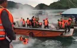 Dân ném bom xăng vào đoàn cưỡng chế ở Quảng Ninh: Tạm giữ hình sự 6 kẻ chủ mưu