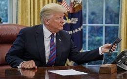 Nhà Trắng công bố cuộc điện đàm đầu tiên của Tổng thống Trump với ông Zelensky