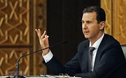 Tổng thống Assad: Quân đội Mỹ là nguyên nhân gây ra kháng cự tại Syria