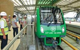 Nhân viên, lái tàu bỏ việc vì đường sắt Cát Linh – Hà Đông chậm