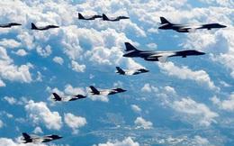 Mỹ 'linh hoạt' trong tập trận với Hàn trước sức ép Triều Tiên