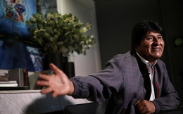 Cựu Tổng thống Bolivia nói Mỹ muốn đưa ông tới Guantanamo
