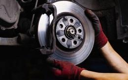 Đĩa phanh ô tô đi bao lâu cần phải thay để đảm bảo an toàn?