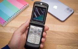 Nhìn lại Motorola RAZR V3: Chiếc 'dao cạo' cao cấp trong mơ của nhiều người