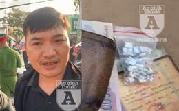 Giấu 19 gói heroin trong túi quần, đối tượng vẫn khẳng định 'không có gì đâu'