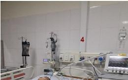 Cấp cứu thành công bệnh nhi 17 tháng tuổi hóc dị vật đường thở tím tái nguy kịch