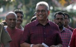 Sri Lanka có tân Tổng thống cứng rắn