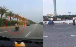 Đi xe máy vào khu vực cấm ở sân bay Nội Bài, người phụ nữ thiệt mạng