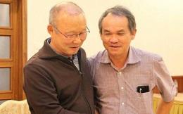 VFF bác tin đồn 'ngó lơ' bầu Đức, không mời dự khán trận đấu tuyển Việt Nam