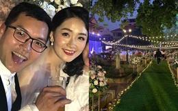BTV thời sự trẻ nhất VTV chính thức theo chàng về dinh, địa điểm tổ chức hôn lễ của cô dâu chú rể mới gây chú ý đặc biệt