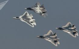 Tướng Nga ca ngợi hết lời tiêm kích Su-57, chê bai F-35 và F-22 của Mỹ