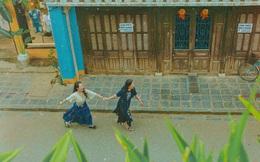 Cô gái đưa mẹ đi du lịch và chụp bộ ảnh tuyệt đẹp khắp Hội An khiến dân mạng ngưỡng mộ