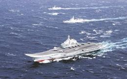 Trung Quốc có ý gì khi đem tàu sân bay nội địa qua eo biển Đài Loan?