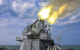 """Video: Nga khoe """"sức mạnh cơ bắp"""" và khả năng chiến đấu vô địch của Hạm đội Caspian"""