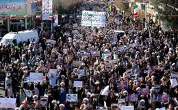 Quân đoàn vệ binh cách mạng Iran dọa hành động quyết đoán với người biểu tình