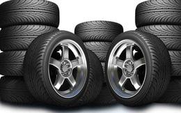 1001 thắc mắc: Vì sao lốp ô tô lại có màu đen?