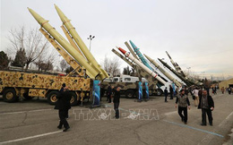 """Mỹ đánh giá Iran sở hữu """"kho vũ khí tên lửa lớn nhất Trung Đông"""""""