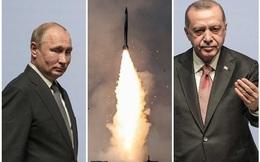 """Một khi """"huynh đệ tương tàn"""" với NATO, S-400 của Nga sẽ là """"thần may mắn"""" của Thổ Nhĩ Kỳ?"""