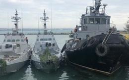 Ukraine cáo buộc Nga phá hỏng tàu trước khi trả lại