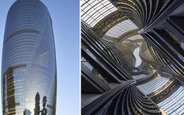 Mục sở thị tòa nhà có giếng trời cao nhất thế giới