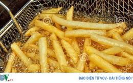 Sau khi ăn đồ ăn nhiều cholesterol nên làm điều này để không tăng cân