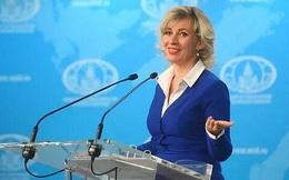Tàu Ukraine được trao trả mất bồn cầu, Bộ Ngoại giao Nga trả lời hài hước