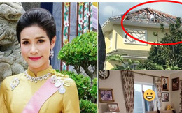 Rò rỉ một số hình ảnh về nơi ở của cựu Hoàng quý phi Thái Lan bị phế truất khiến cộng đồng mạng xôn xao