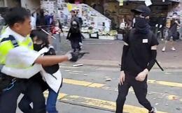Hong Kong: Thanh niên bị bắn vào ngực lên tiếng về sự việc