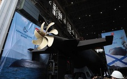 Hải quân Nga sắp tiếp nhận tàu ngầm Petropavlovsk-Kamchatsky