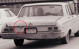 Bức ảnh ô tô chạy trên đường gây rùng mình với chi tiết bàn tay thò ra khỏi cốp xe hé lộ ý định giết người diệt khẩu của 3 kẻ ác