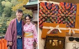 Bạn gái Duy Mạnh chi đậm mua toàn hàng hiệu ở Nhật: Sắp có màn đập hộp 'gắt' y như Ngọc Trinh?