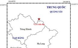 Chủ động ứng phó với động đất liên tiếp tại Cao Bằng
