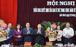Ban Bí thư chuẩn y 2 tân Chủ tịch tỉnh giữ chức Phó Bí thư Tỉnh ủy
