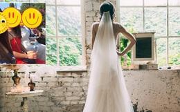 Đi đám cưới diện đầm trắng đính đá lộng lẫy hơn cả cô dâu, cô gái bị dân mạng 'ném đá' kịch liệt