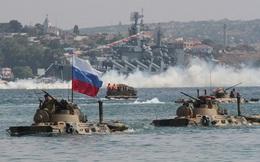 """Sức mạnh chiến đấu """"vô địch"""" của Thủy quân lục chiến Nga"""
