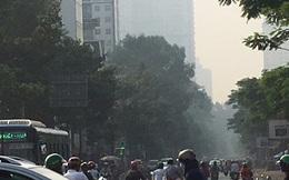 Báo động ô nhiễm không khí tăng cao dịp cuối năm